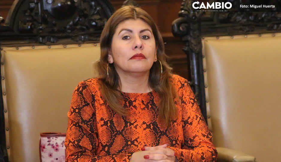 Regidora Cinthya Juárez niega  pedir moches a cambio de plazas