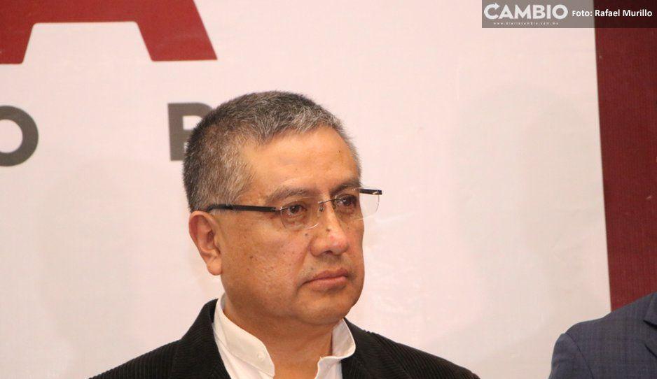 Falso que Abelardo Cuéllar incurra en conflicto de interés: Martínez Alpizar