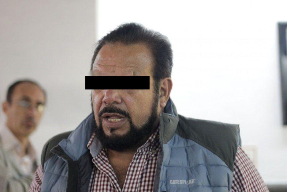 Detienen a Manuel Valencia líder de comerciantes de Puebla y Tlaxcala