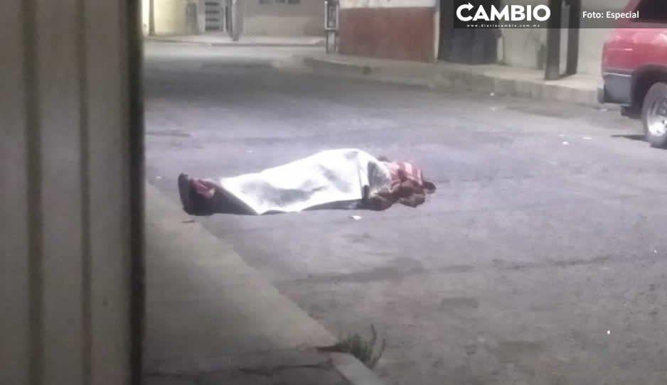 Van dos encobijados y un baleado durante la semana en Texmelucan