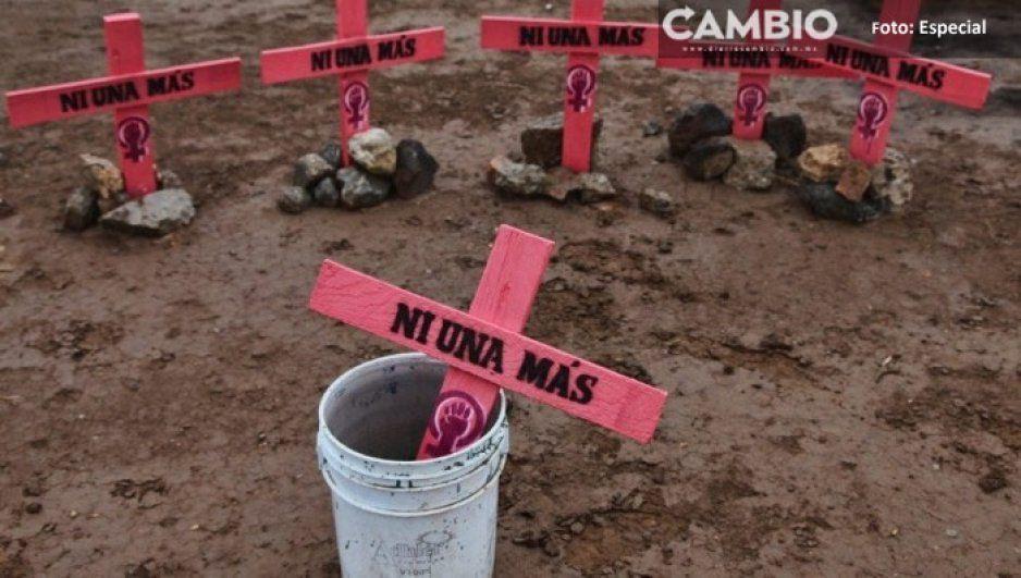 Incrementan feminicidios en Puebla, Tecamachalco y Cañada Morelos