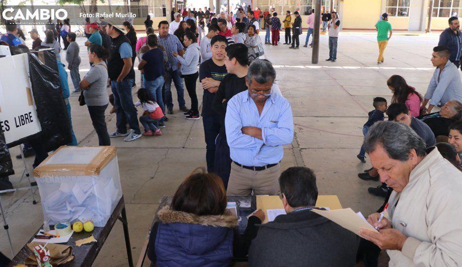 Pese a anomalías, regidores rechazan anular plebiscitos de Xonacatepec y Totimehuacán