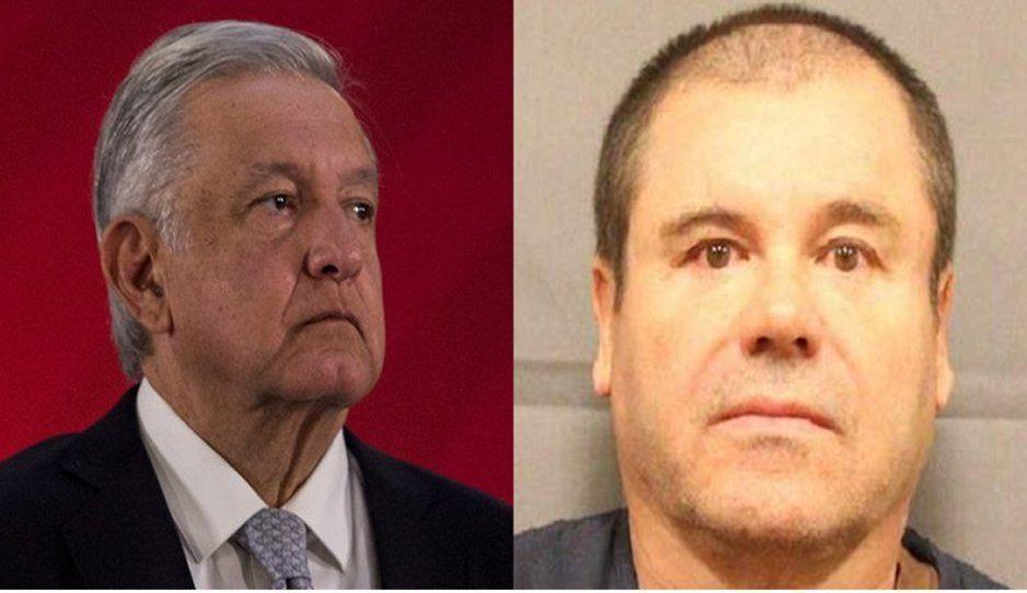 Conmueve a AMLO condena a cadena perpetua a El Chapo: es algo muy doloroso
