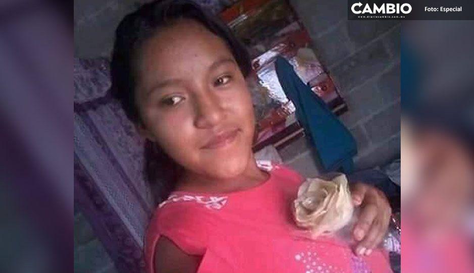 Desaparece menor Dulce María 14 años en Atoyatempan ¡Ayúdala a regresar con su familia!