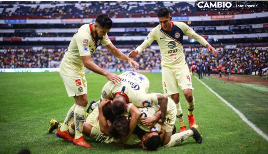 América se instala en las semifinales de Copa MX tras eliminar a unas inofensivas Chivas