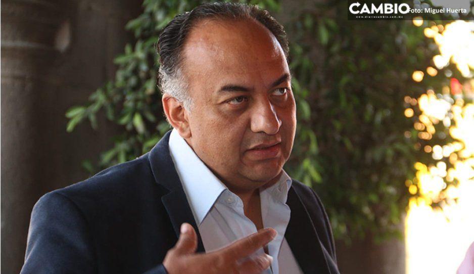 David Méndez niega injerencia del gobierno estatal en la detención de Patjane