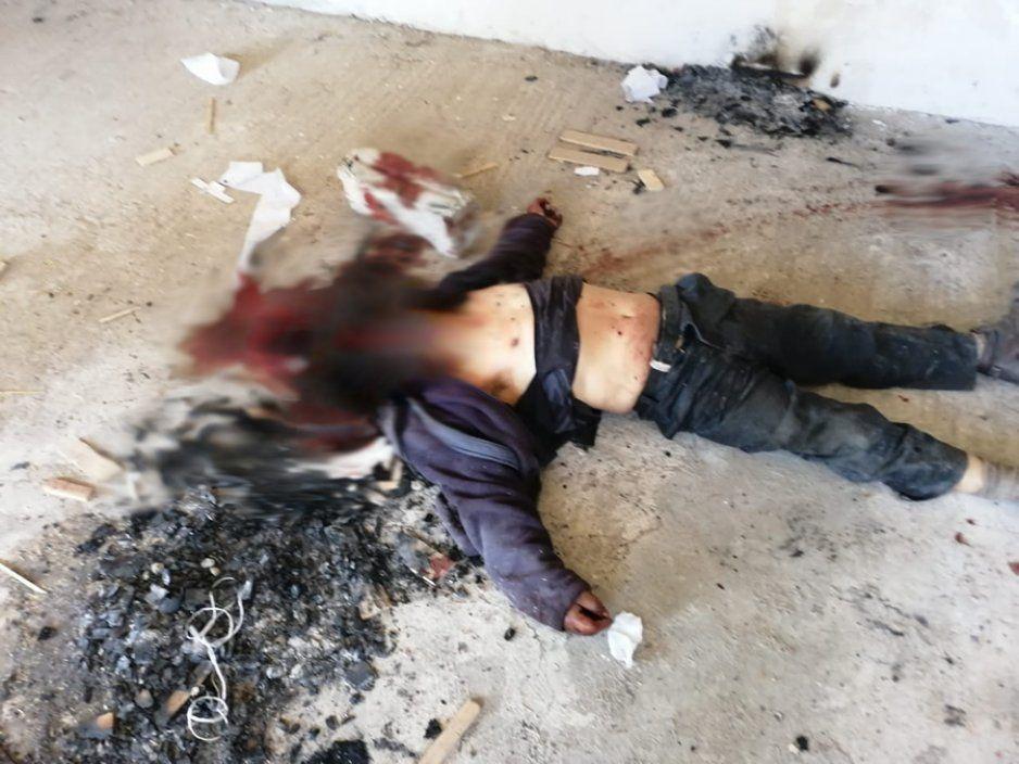Localizan cadáver de un hombre al interior de un predio en Tlalancaleca