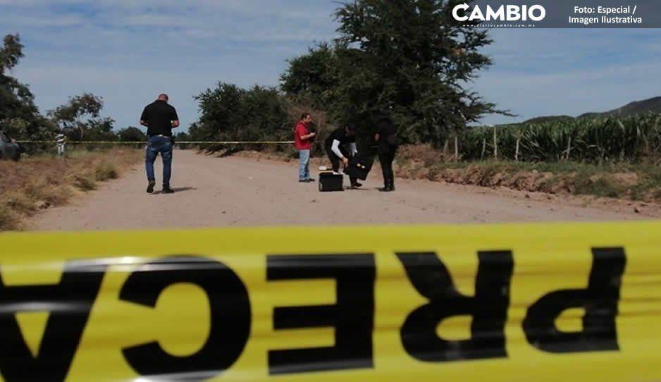 Feminicidio 15: torturan y ejecutan a  Teodora en Tulcingo; era policía local