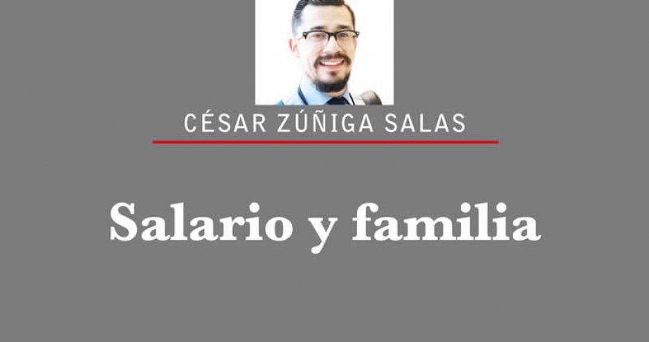 Salario y familia