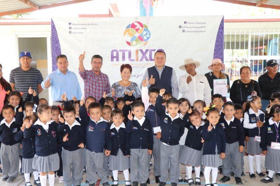 Gobierno de Atlixco inicia obras para mejorar la calidad de vida de familias atlixquenses
