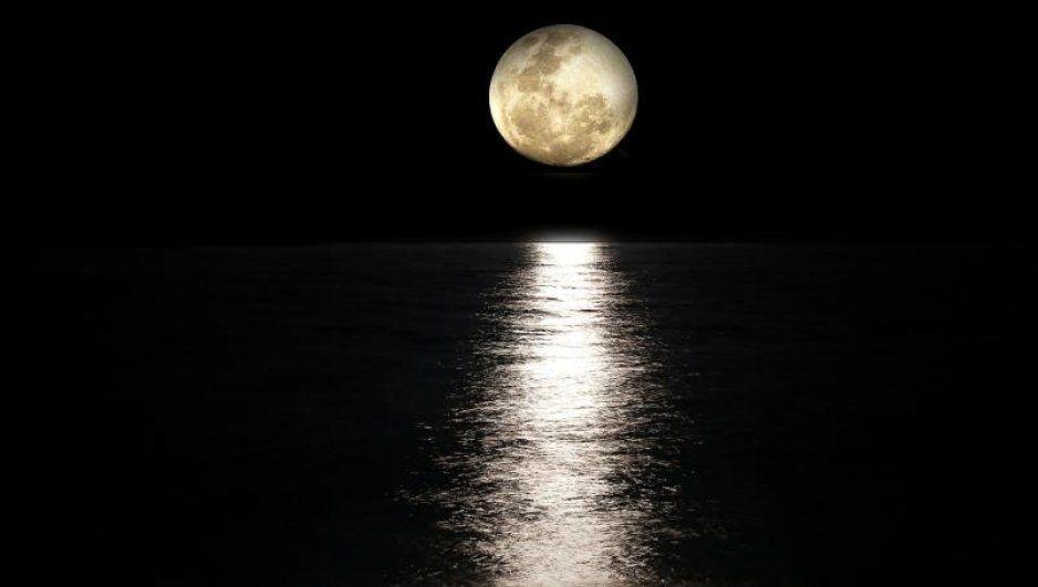 El 12 de diciembre se verá la última Luna Llena de la década