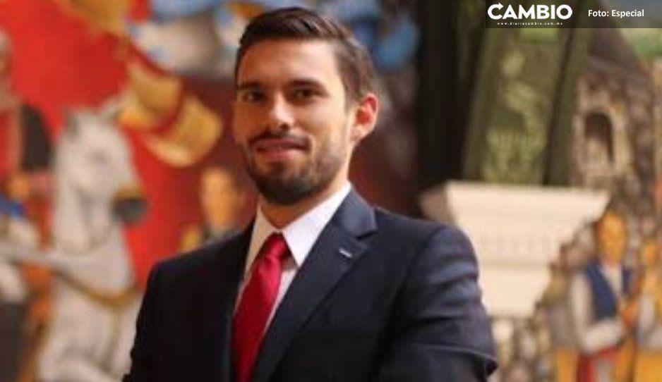 Renuncia Luis Andrés Salgado, secretario general del Ayuntamiento de Tehuacán