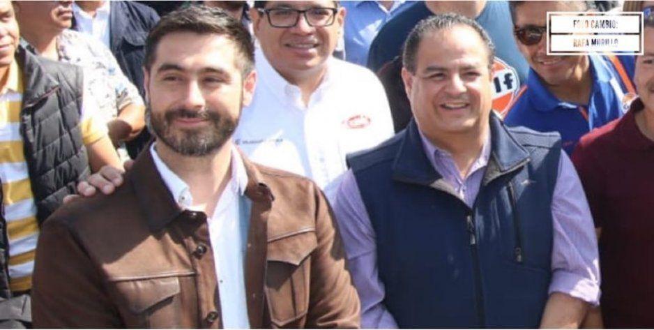 Barbosa heredará proyecto para ampliar red de monitoreo de la calidad del aire: Reynoso