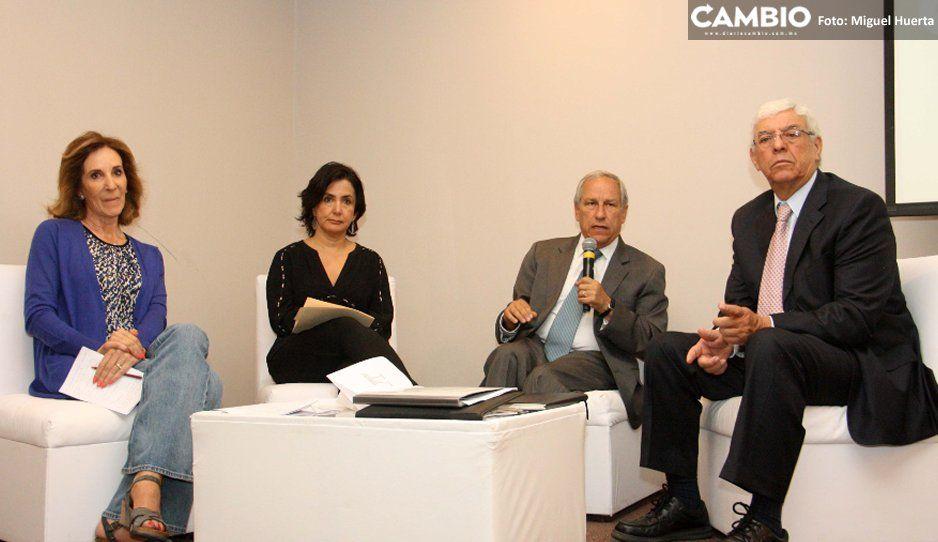 Chilla Hinojosa: la prensa poblana ha  tendido un cerco informativo a Cárdenas