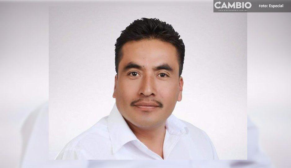 Ex candidato del PAN en Ocoyucan, busca revocar la candidatura de su sustituto