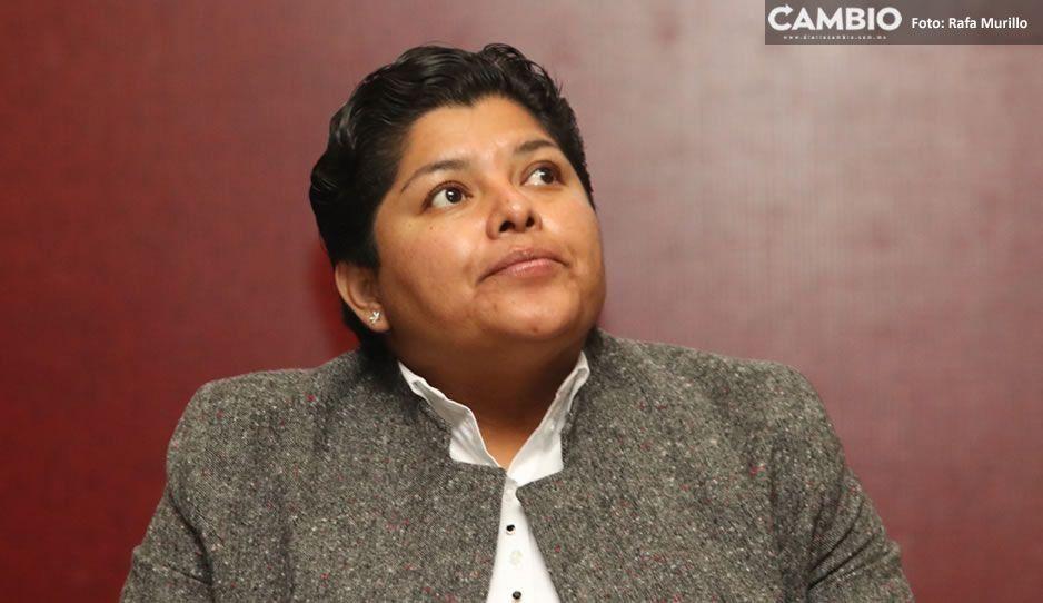Karina arremete vs sus regidores por no aprobar su cuenta pública: dañan al pueblo de Cholula, no a mí