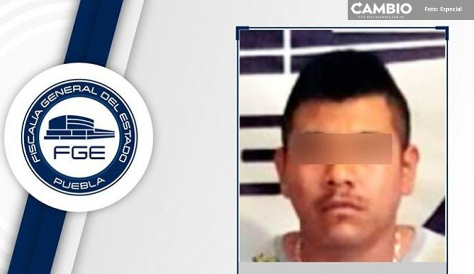 Detiene FGE a presunto responsable de homicidio en Huauchinango