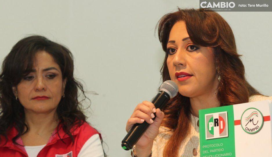 Puebla es primer lugar en agresiones a candidatas en una elección, recuerda el PRI