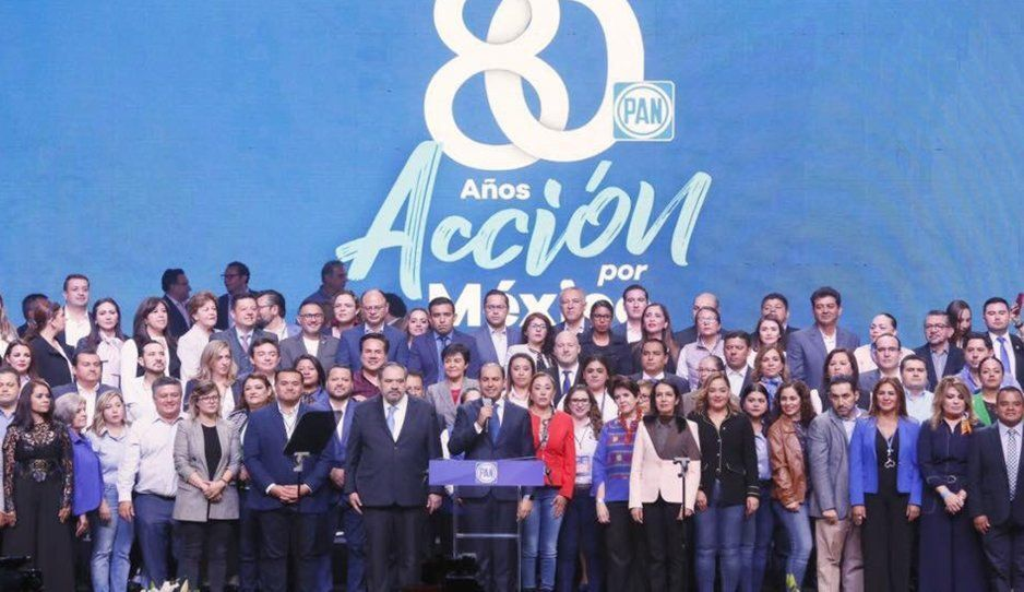 Ratifican a panistas poblanos como consejeros nacionales del PAN