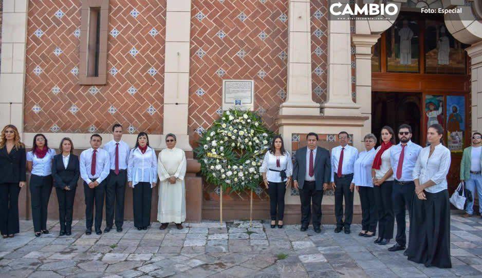 Norma Layón conmemora aniversario luctuoso del General Ignacio Zaragoza