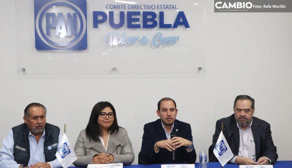 PAN cuenta con la palabra de Olga Sánchez: gobernador interino será de perfil panista (VIDEO)