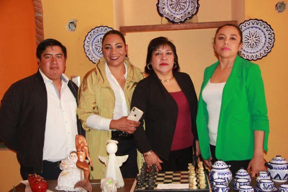 Mario de la Rosa inaugura Casa de Arte y Cultura en Amozoc