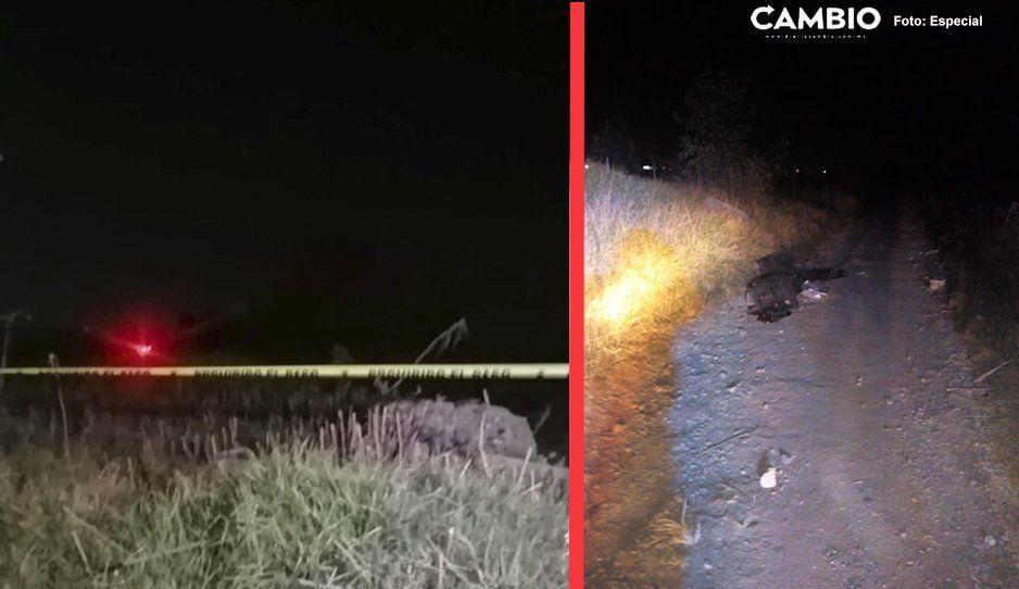Investigan emboscada tras ejecución de 3 policías en Xoxtla