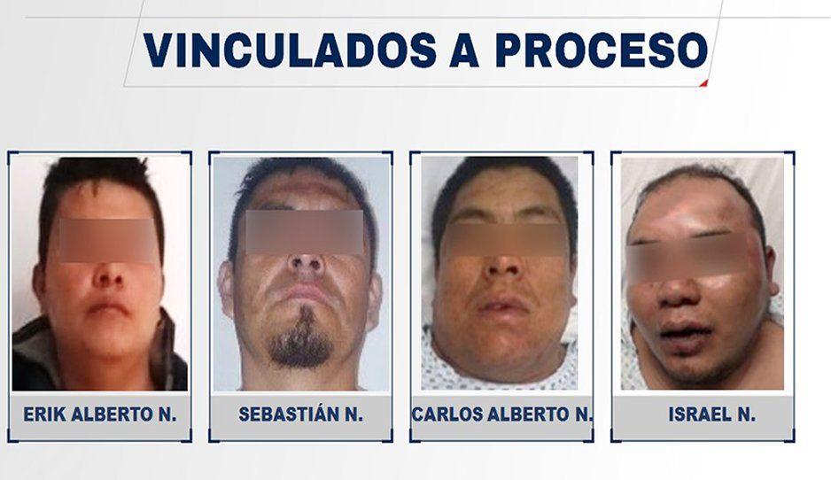 Cuatro vinculados a proceso por robo y secuestro en Ajalpan y Tehuacán