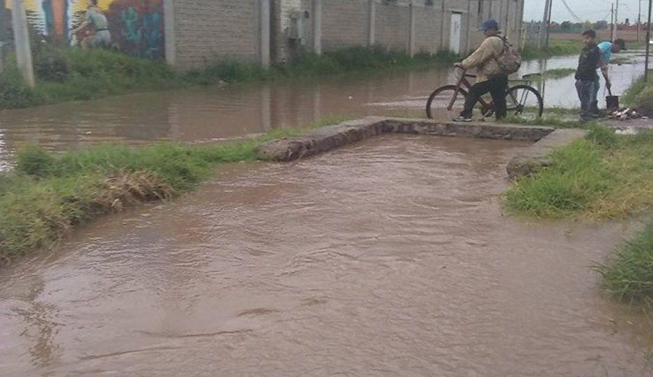 ¡Se inunda Puebla! Aguacerazo forma ríos y genera caos por toda la ciudad (FOTOS y VIDEO)