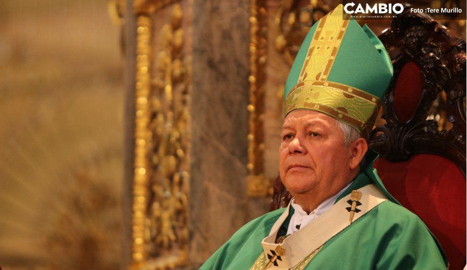 Arzobispo exige Alerta de Género en todo el estado: 50 municipios no bastan
