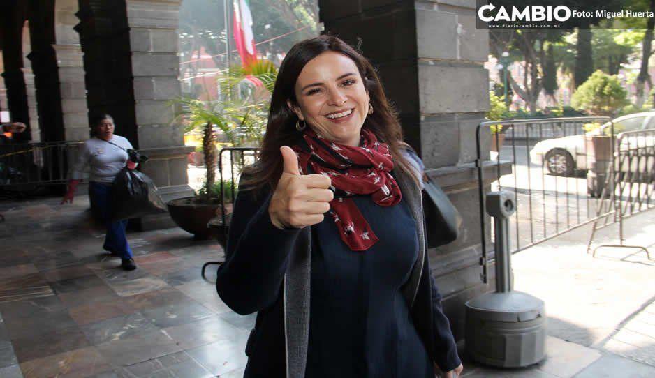 Confirma Nancy que el PT ya levantó su encuesta; aun así sueña con ser candidata