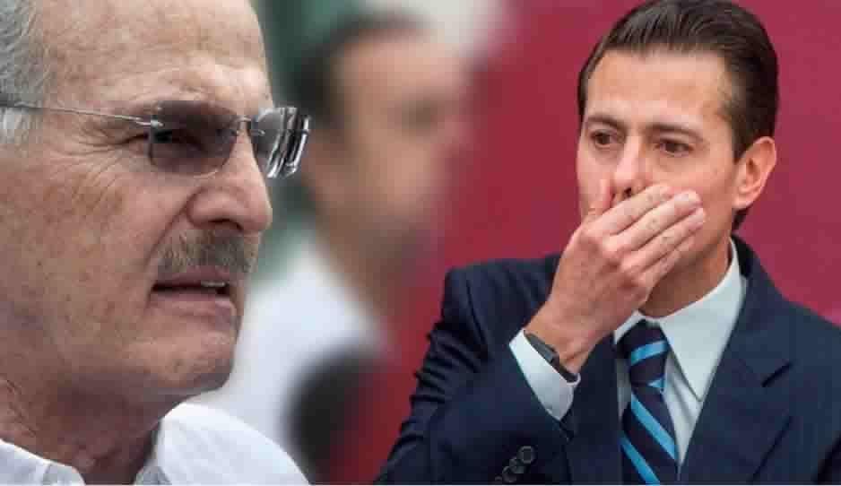 Labastida se lanza vs Peña Nieto: fue el peor presidente de México y culpable de hundir al PRI