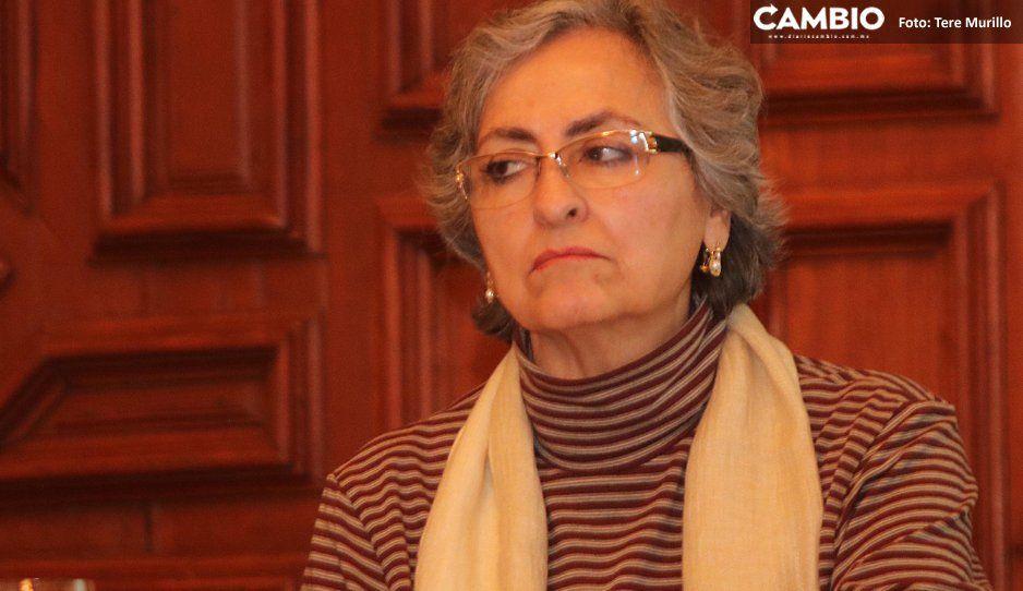 Guadalupe Grajales toma protesta  como secretaria general de la BUAP