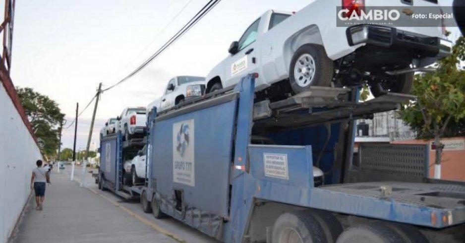 """La cuarta transformación """"deja sin coches"""" a directivos de Pemex"""