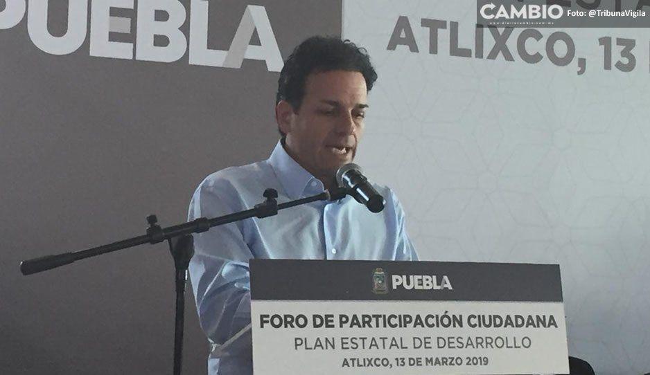 No se abrirá una investigación contra Gali por adeudo a CFE: Antonio Peniche