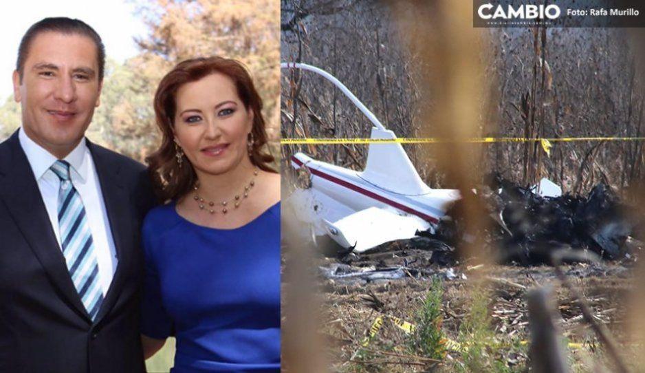 SCT perfila error de mantenimiento al AgustaWesland en que murieron Moreno Valle y Martha Erika