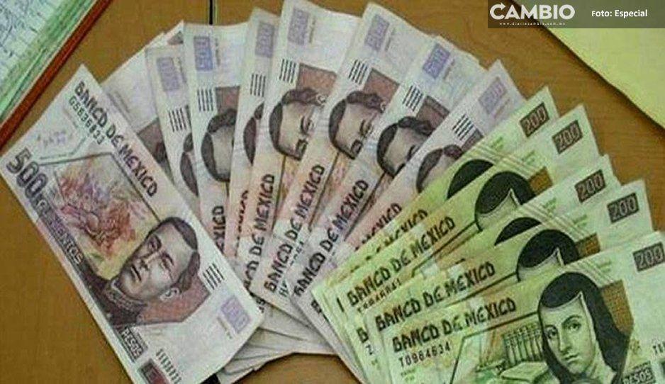 ¡Ponte trucha! Circulan billetes falsos en Teziutlán