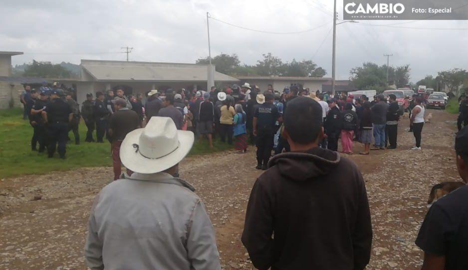 ¡Sigue la cacería de ratas! Ahora pobladores de Zacapoaxtla intentan linchar a secuestrador