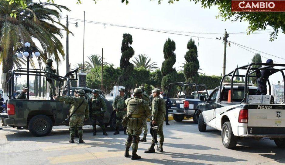 Tochtepec, sede de mesa de trabajo de Seguridad Pública Regional