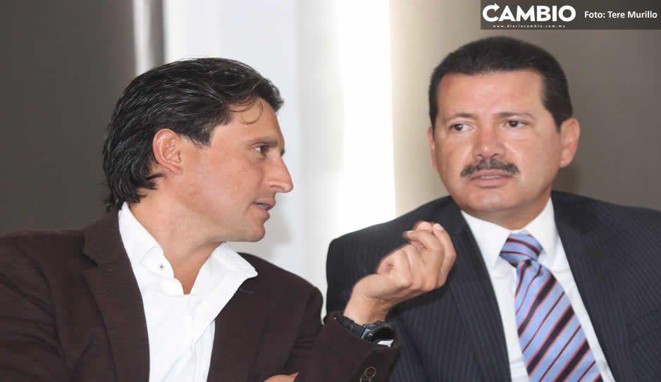 JJ y Arriaga presumen en San Pedro que impusieron a Cárdenas en PAN