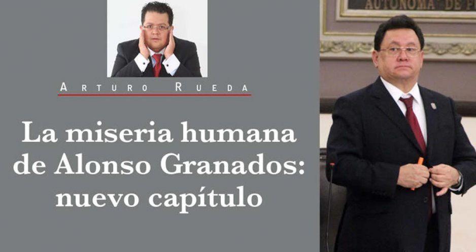 La miseria humana de Alonso Granados: nuevo capítulo