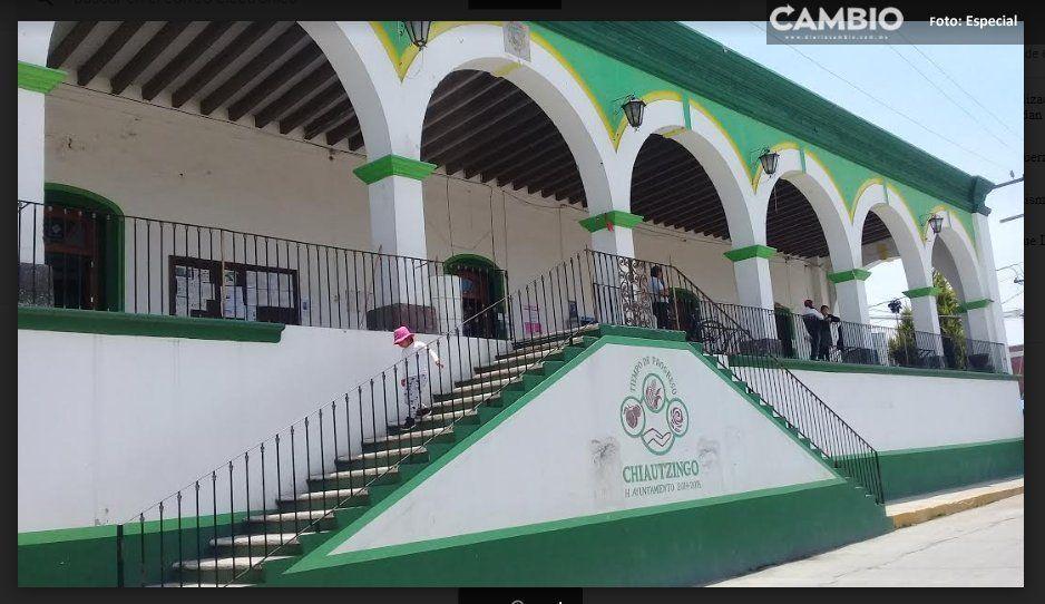 Ex trabajadores de Chiautzingo declaran haber sido utilizados por la alcaldesa para ésta llegara al poder