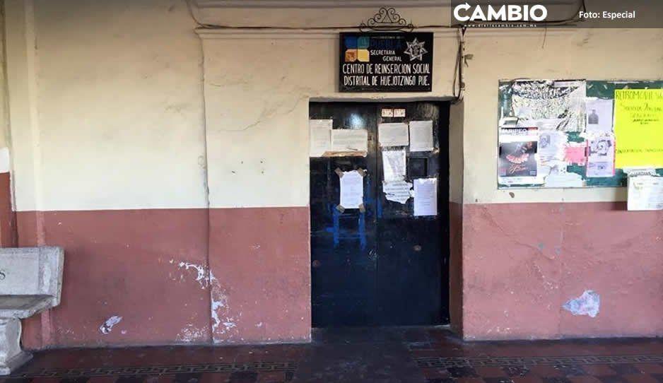 Ciudadanía confirma corrupción al  interior del Cereso de Huejotzingo