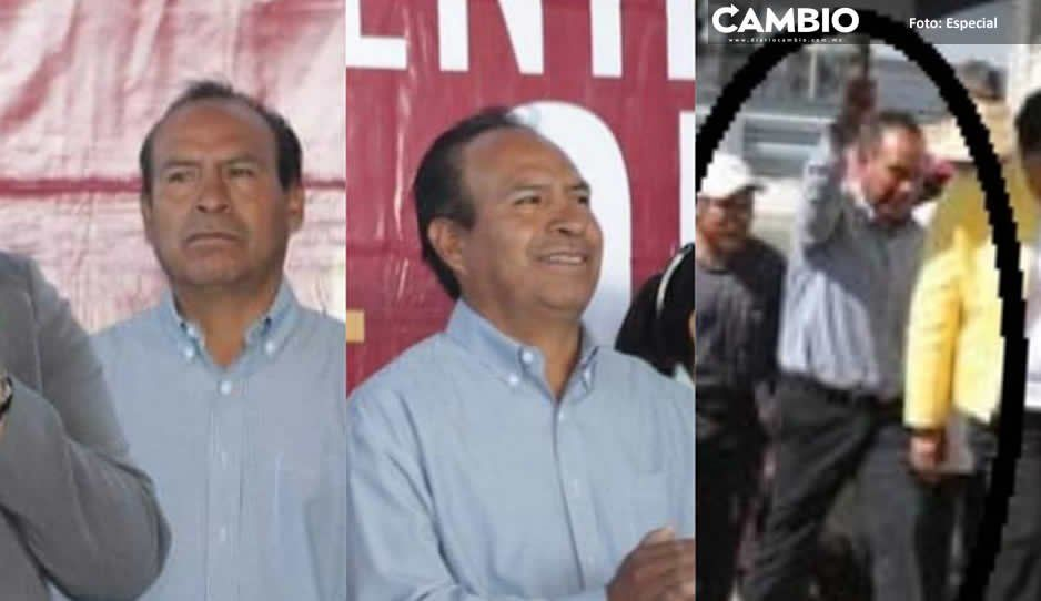 Pedro Vargas, de edil auxiliar de Tonanzintla a fiel mozo de Karina Pérez, #Ladysombrilla