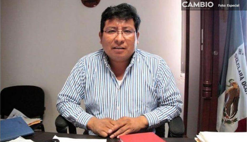 Desmiente ex secretario general de Ocoyucan a Rodolfo Huerta: no se desviaron recursos