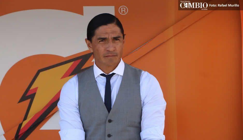 La prioridad de Lobos es ganar el partido vs Morelia para obtener la salvación: Palencia