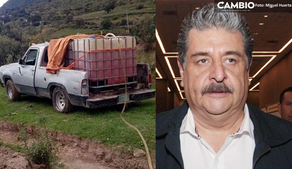 Al día se detectan en Huachinango entre 5 y 7 bandas de huachicoleros: Gustavo Vargas