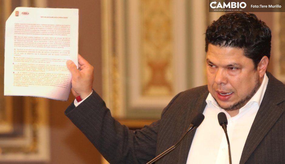 Biestro niega línea  de Barbosa en la elección de nuevo titular de la CDH