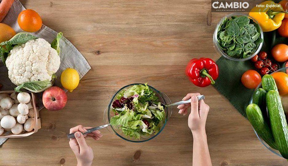 ¿Qué tan sano es ser vegano o vegetariano?