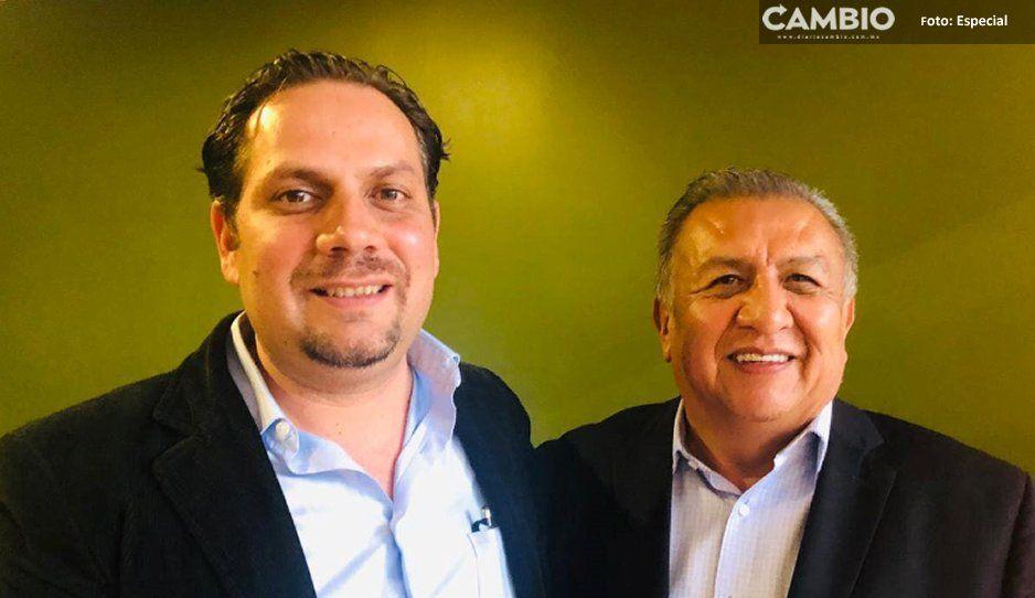 Carvajal y Huerta, nuevos enlaces de diputados poblanos de Morena en la Cámara